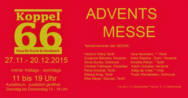 GedokAdventsmesse2015